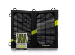 The Goal Zero 41022 Guide 10 Solar Recharging Kit
