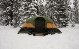 10 Things you Must Know for Winter Camping