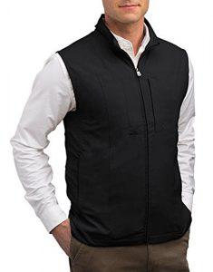 The SCOTTeVEST Men's RFID Travel Vest