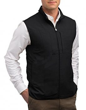 The SCOTTeVEST Men's RFID Travel Vest