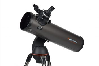 A Telescope Would Be Nice