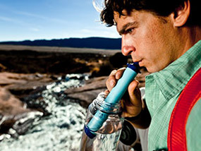 lifestraw review don't leave home without it