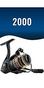 Penn Battle II 2000 Spinning Reel