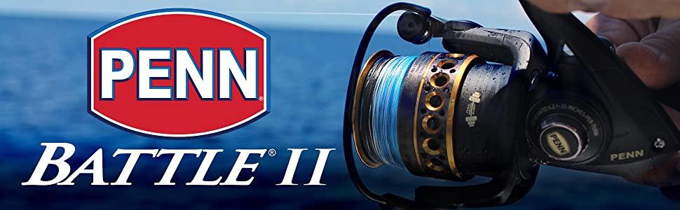 Penn Battle II Spinning Reel