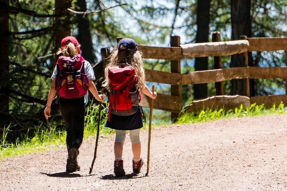 wilderness survival activities for kids